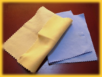 メンテナンス用の専用布