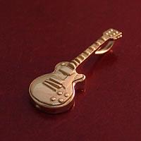 レスポール(ギター)のペンダントトップ:K18製